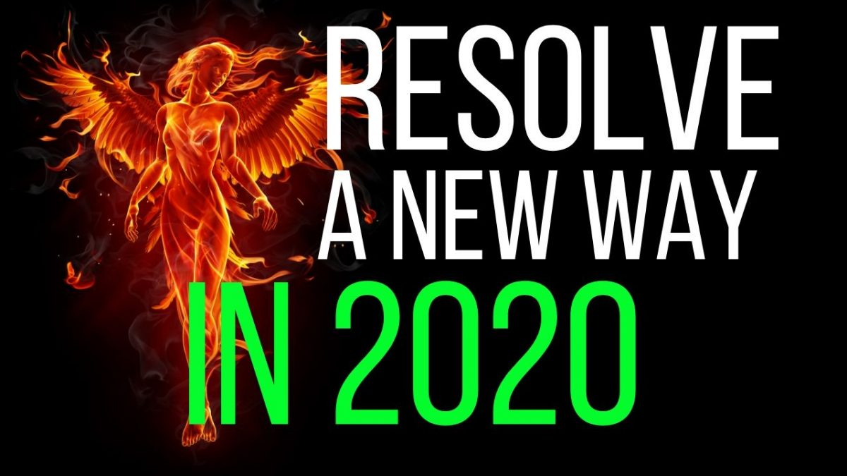 New Years Resolutions For 2020