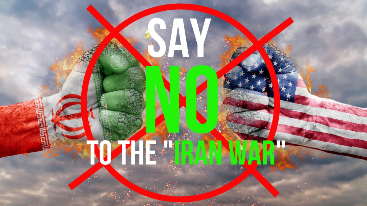 Iran War MUST Be Avoided