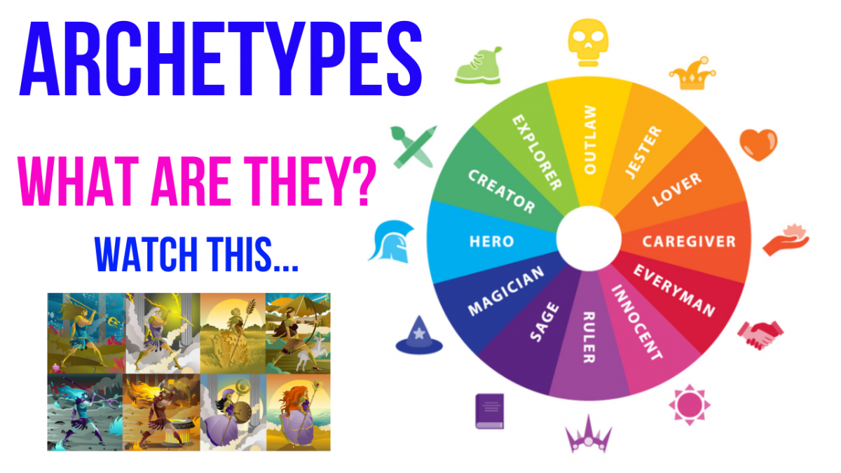 Archetypes And Shapeshifting 101